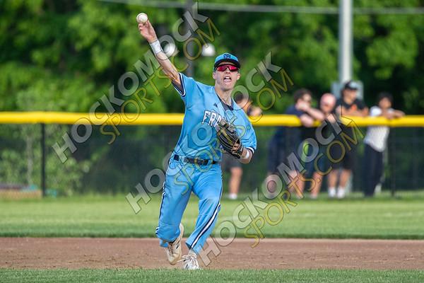 Franklin-Taunton Baseball - 05-25-21