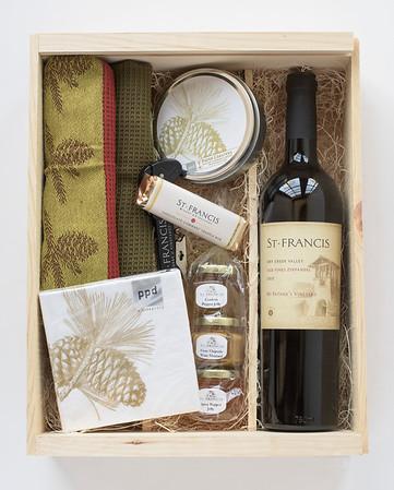 St FRancis Bottles & Gift items Aug 26, 2015