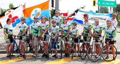 Jeux du Québec 2010 | Critérium
