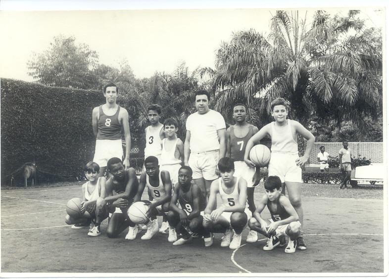 Dundo - basquetebol