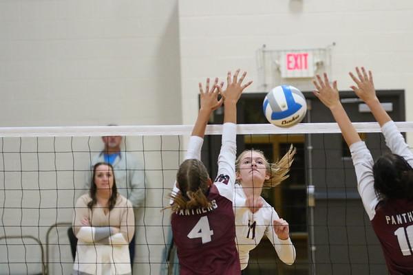 Volleyball vs Watervliet - KCHS 9/23/21