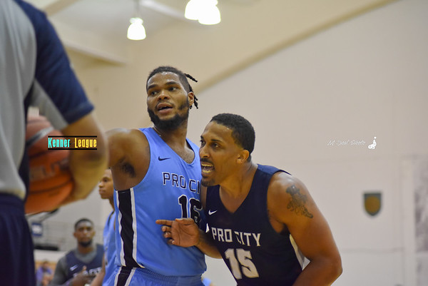 Kenner League - Nike Pro City Summer League: Premier vs. A Wash Assoc.
