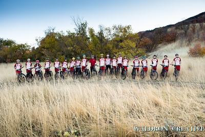 Box Elder Composite Mountain Bike Team 2017