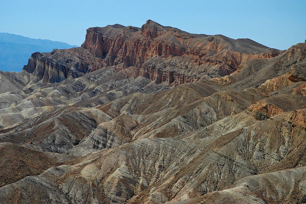 Death Valley, Black Canyon, Mojave Desert