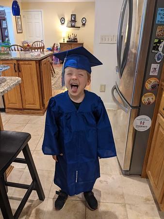 Stephen TCS Graduation