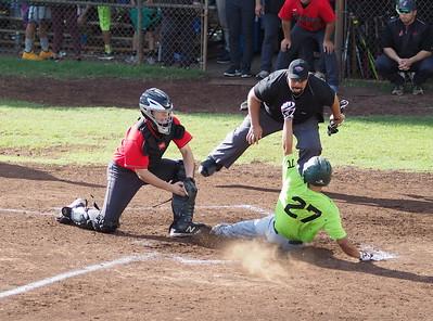 2018 Baseball Senior Aloha