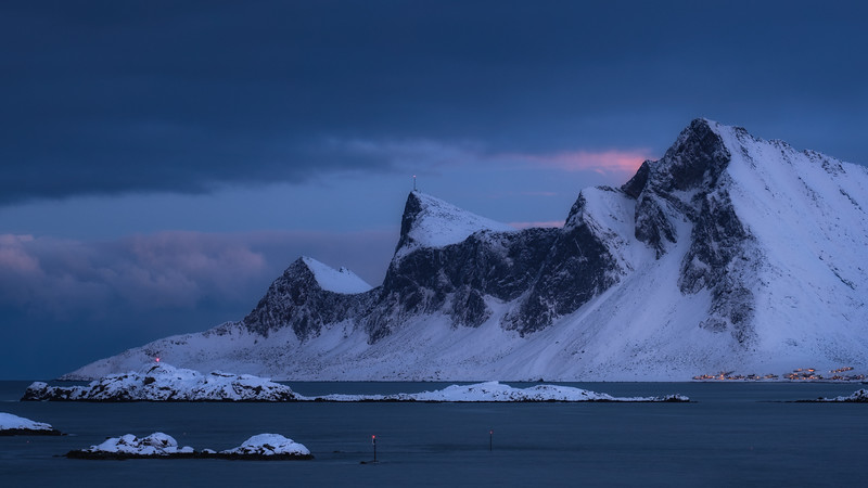 Winter in Lofoten
