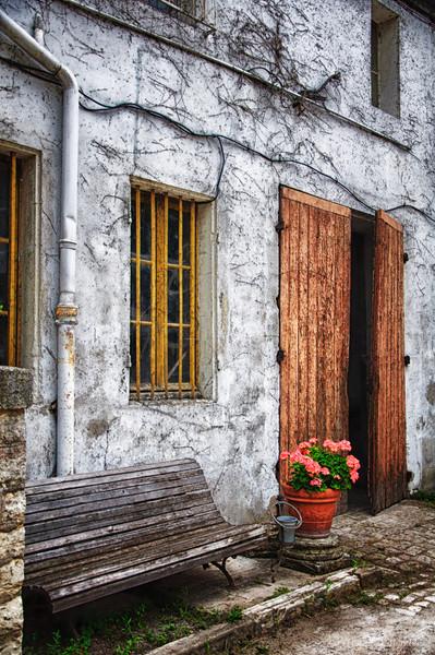 Streets of Burgundy Region