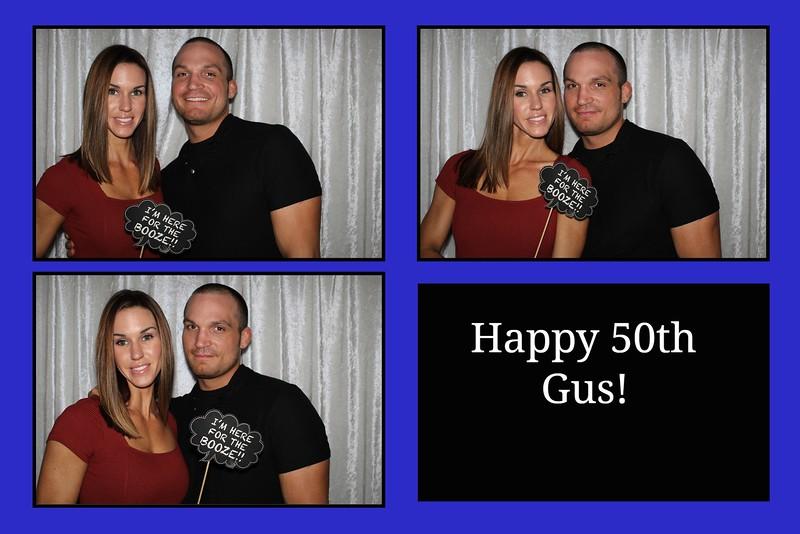Gus's 50th Birthday