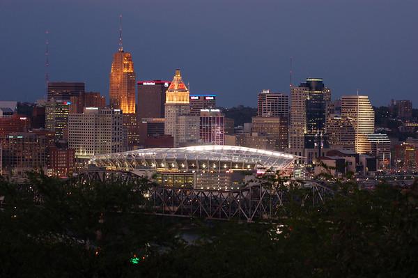 Light Up Cincinnati 2007