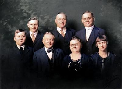 Hornberger Family Photos