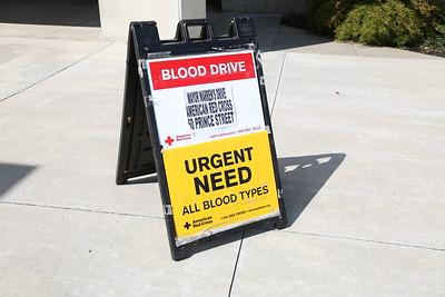 Mayor's Blood Drive