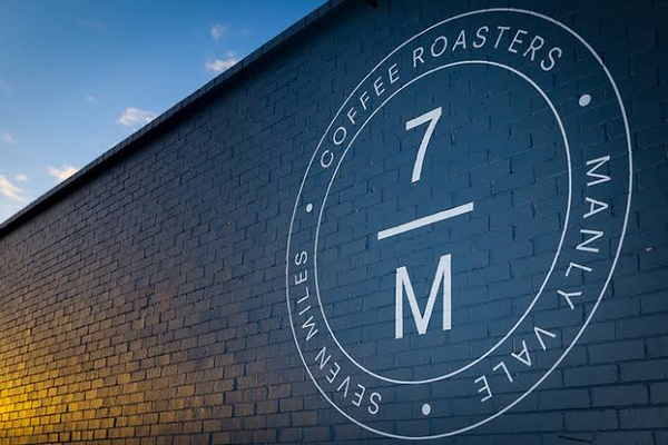 Seven Miles Coffee Roasters (photo credit: Lacartes)