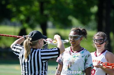 5/15 Girls Semifinal - Lake Sammamish @ Lakeside by Michael Jardine