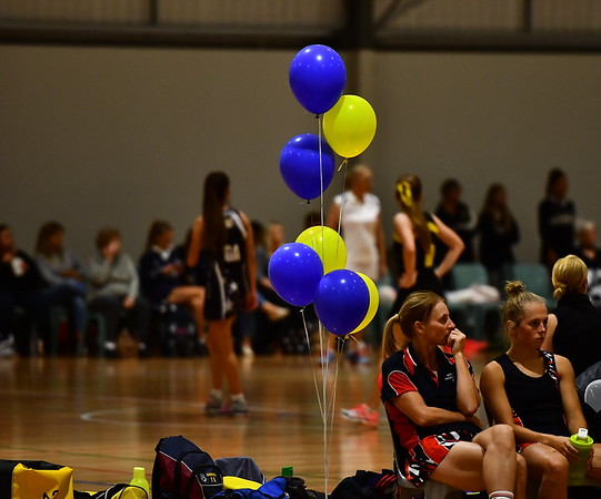 Riverland Netball ANZAC Day Opening night