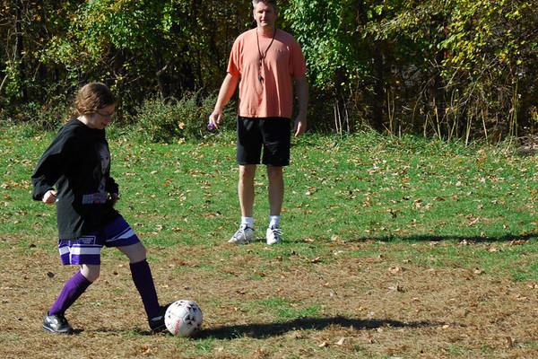Soccer League 10-14-06