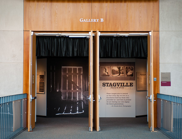 Stagville Exhibit at the North Carolina Museum of History
