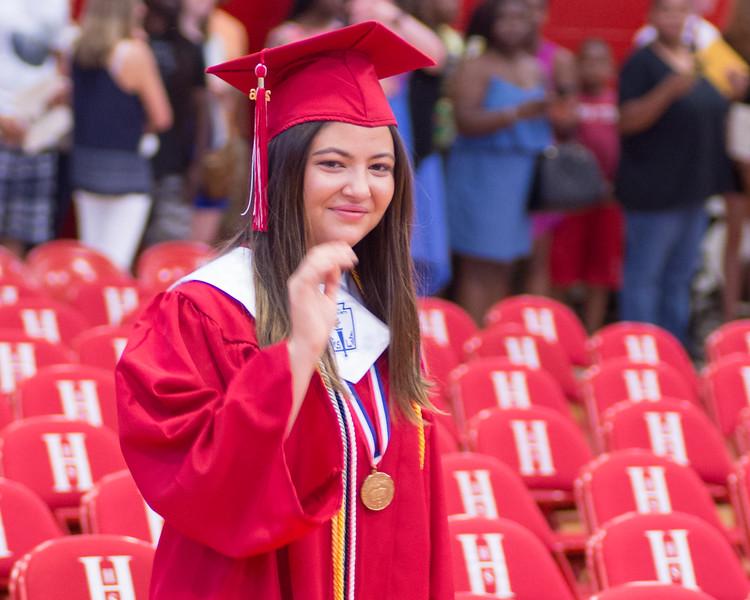 HHS Graduation 2016
