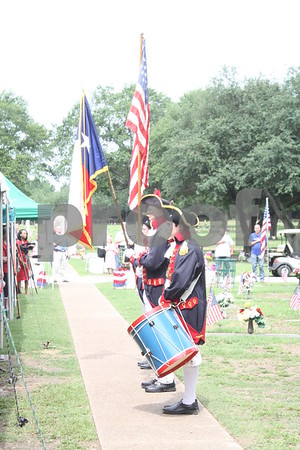5/31/16 Tyler Memorial Park Hosts Memorial Day Ceremony by David Thomas
