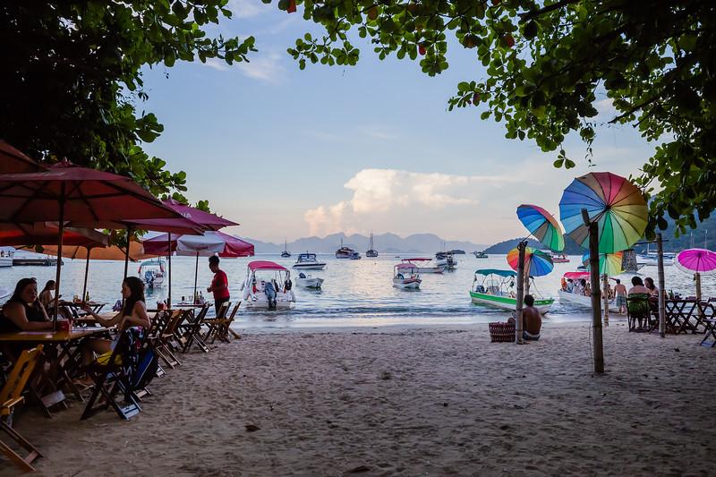 trip to Brazil itinerary - Ilha Grande