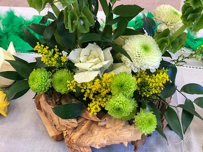 2019 03  Floral Design - Sherrie Wasson