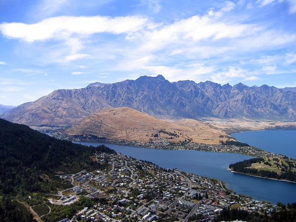 2005 New Zealand and Australia
