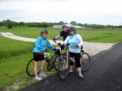2009 Lake Tour Bike Trek