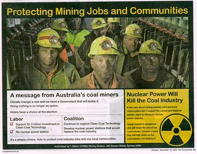 Nuclear power will kill coal