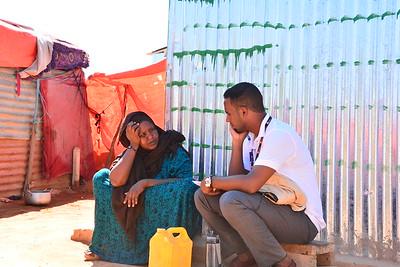 Restoring displaced people's hope