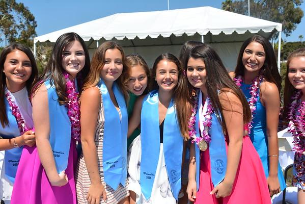 2016 Corona del Mar Middle School Promotion