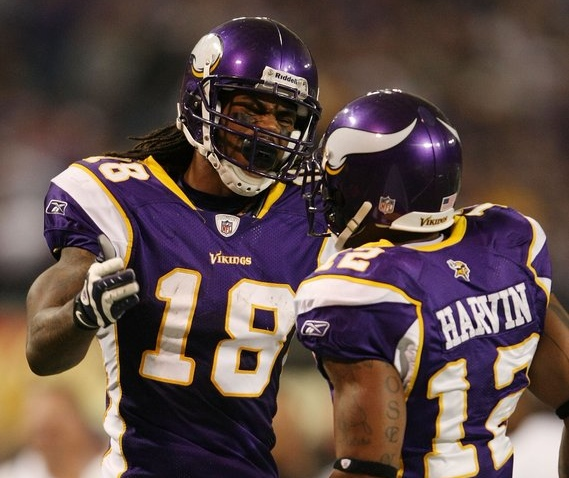 ". <p>7. SIDNEY RICE <p>The Seahawks way: Injured star replaced by another former Viking. (unranked) <p><b><a href=\'http://www.twincities.com/sports/ci_24416650/sidney-rice-former-vikings-receiver-out-rest-season?source=rss\' target=""_blank\""> HUH?</a></b> <p>   (Elsa/Getty Images)"