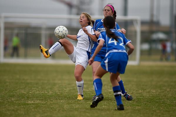 10: Sting Soccer - Caroline Hanson
