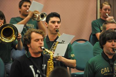 C Band, Men's Basketball vs Northridge