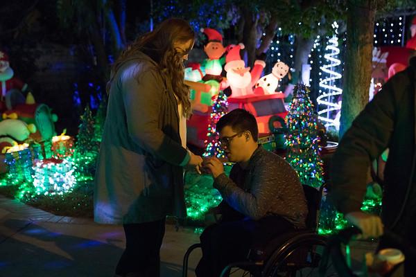 Austin & Tessa get engaged!!