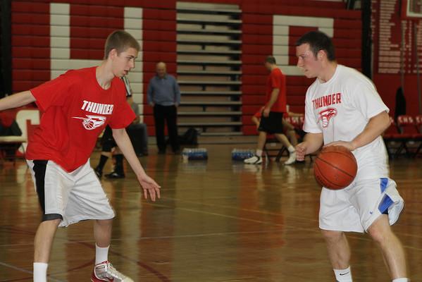 20111126 Connetquot Alumni Hoops Game