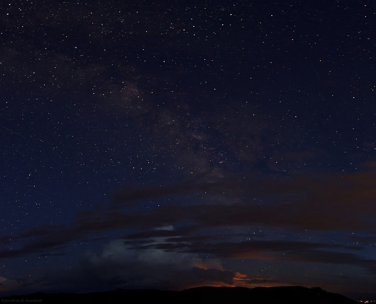 Early Evening Nightscape