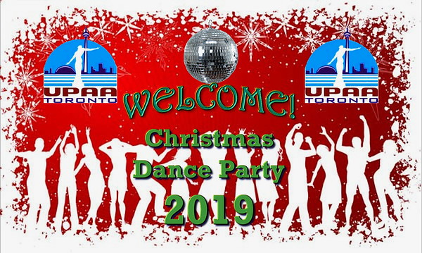 UPAAT Christmas Dance Party 2019