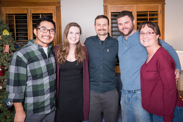 Katie Family Christmas