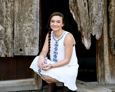 Leah McIntosh Senior Pictures 2016