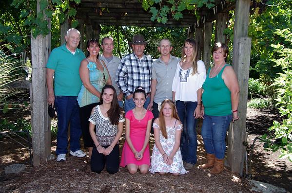 Nicole & family reshoot