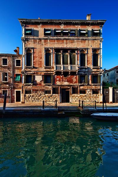 Palazzo on Fondamenta della Sensa, Cannaregio, Venice, Italy