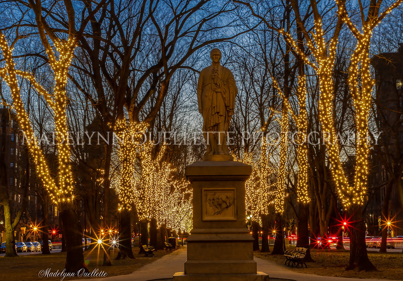 Alexander Hamilton among the Stars