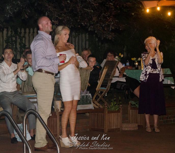 Jessica Lynn & Kenneth Ebner III Wedding Rehearsal Dinner