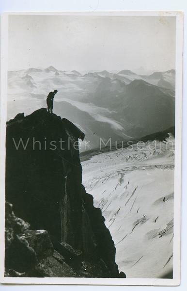 Neal Carter Collection - Garibaldi Mountaineering Trip, 1923