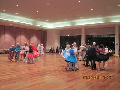 2011- 46th Aloha State Square & Round Dance Festival 2011, Plus local dances thru 2011.