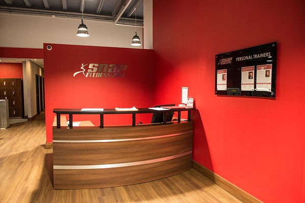 Snap Fitness Manchester