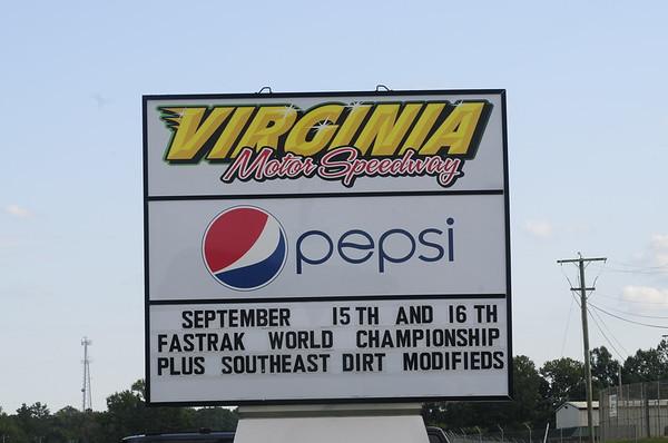 "2017 Virginia Motor Speedway "" FASTRAK World Championship"" 9-16-17"
