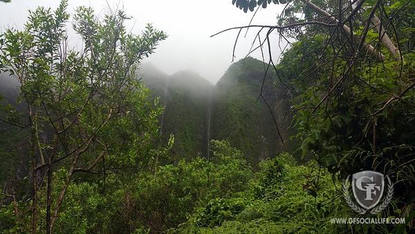 Hike - Maunawili Trail