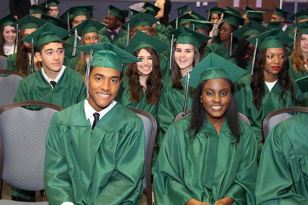2014 Lake Ridge High School Graduation