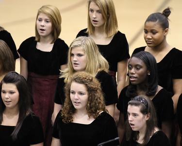 UGHS Chorus Concert 10-13-09